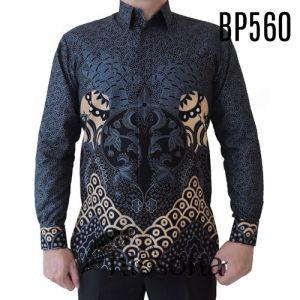 Baju Batik Kerja Premium