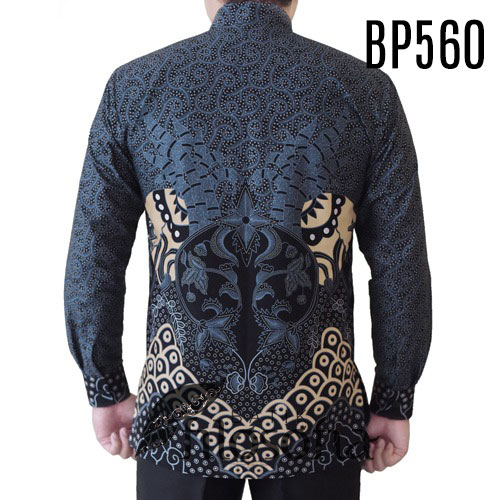 Gambar Baju Batik Kerja Premium