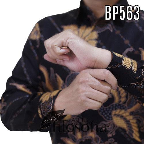 Images Batik Pria Warna Gelap