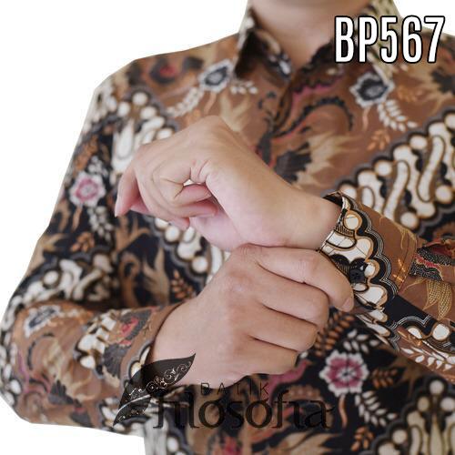 Images Model Baju Batik Kantor
