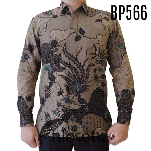 Model Batik Pria