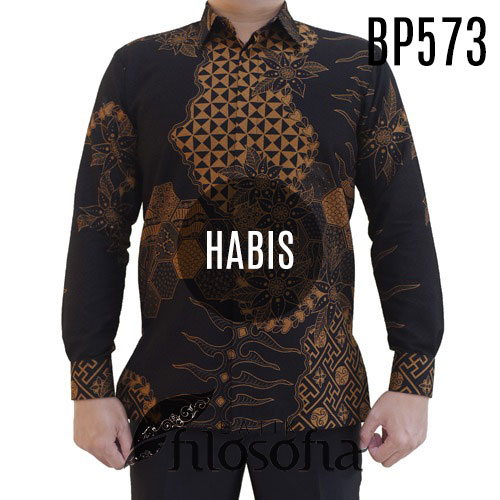 Batik 573 Habis