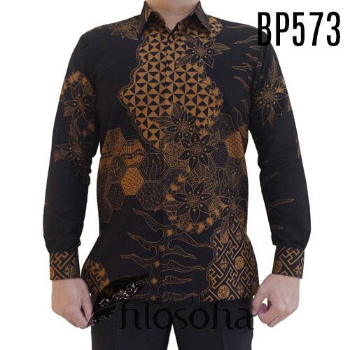 Hem Batik Nusantara