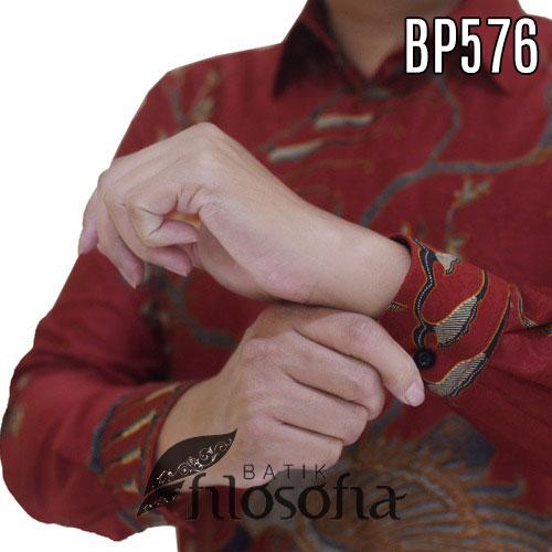 Images Kemeja Batik Motif Eksklusif