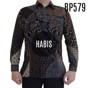 Batik 579 Habis