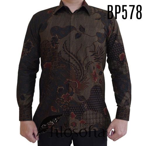 Batik Klasik Katun
