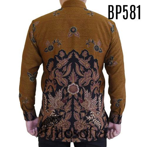 Gambar Baju Batik Nusantara