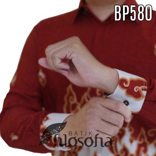 Images Kemeja Batik Merah Putih