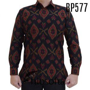 Kemeja Batik Simpel