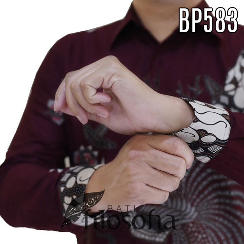 Gambar Baju Batik Cendrawasih