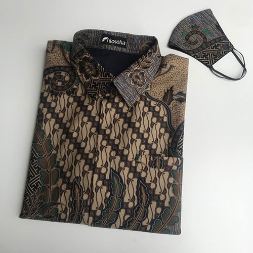 Picture Batik Keraton