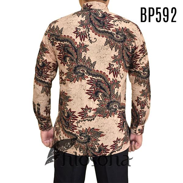 Images Batik Pria Lengan Panjang