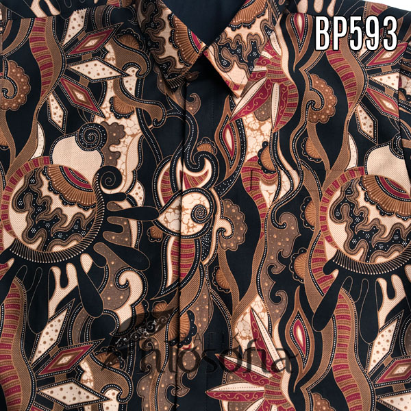 Realpic Model Baju Batik Pria