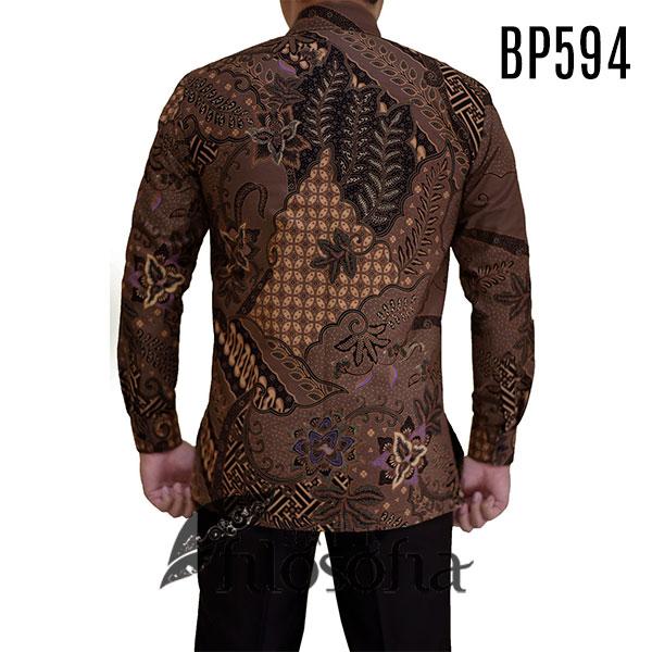 Images Model Kemeja Batik Pria