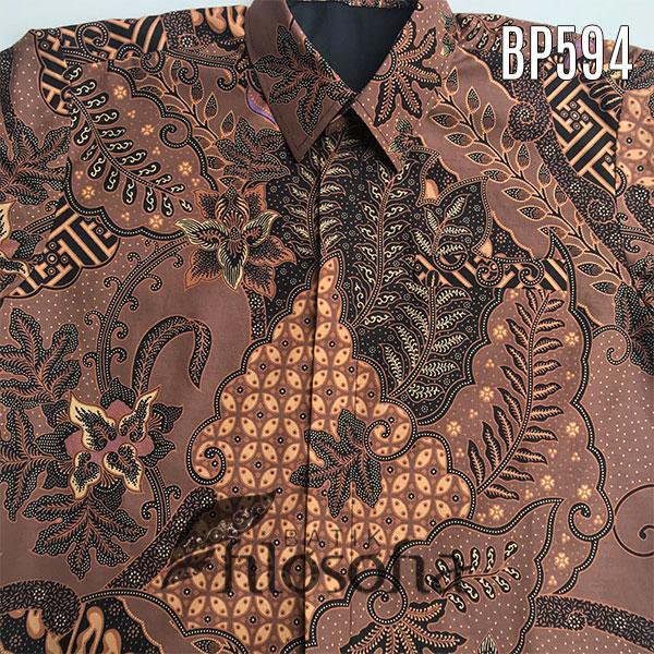 Realpic Model Kemeja Batik Pria