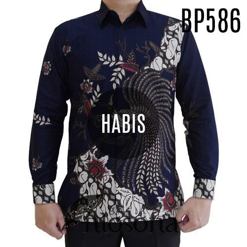 Batik 586 Habis