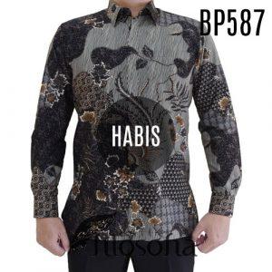 Batik 587 Habis