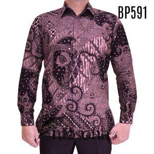 Batik Pria Katun Modern