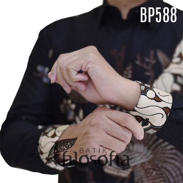 Gambar Baju Batik Pria Premium