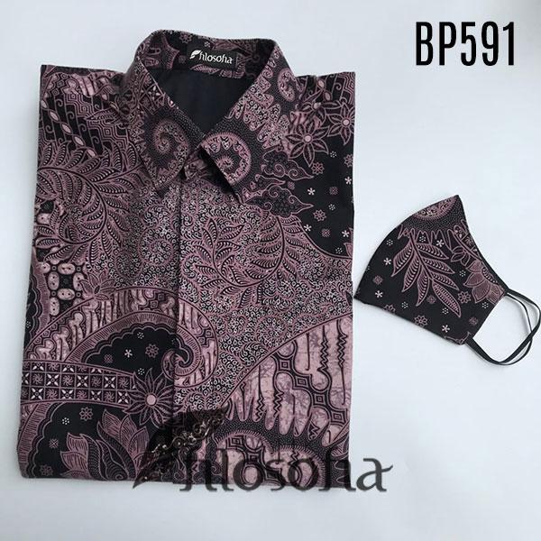 Pictures Batik Pria Katun Modern