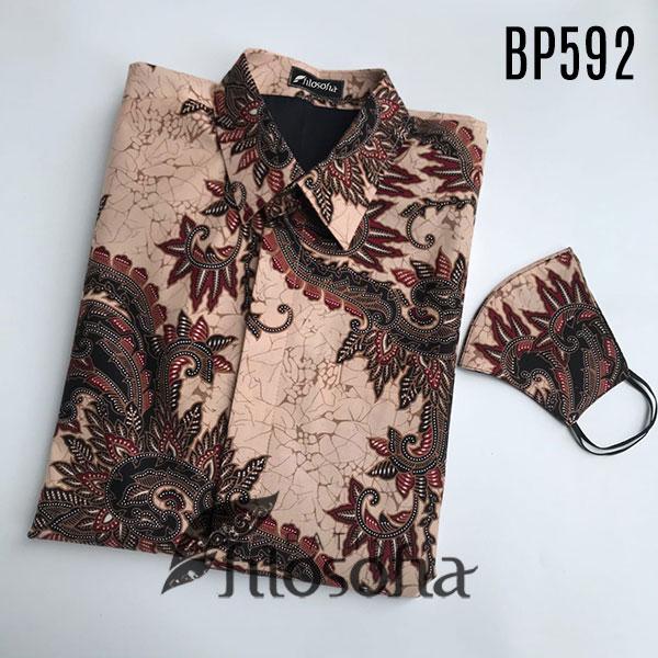 Pictures Batik Pria Lengan Panjang