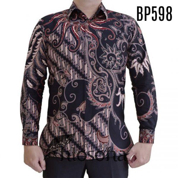 Batik Pria Buat Kondangan