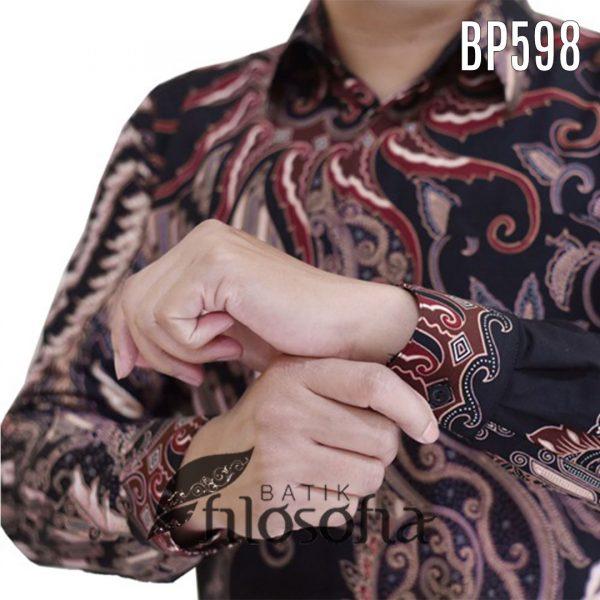 Gambar Batik Pria Buat Kondangan