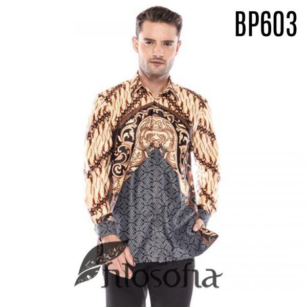 Baju Batik Lelaki Indonesia