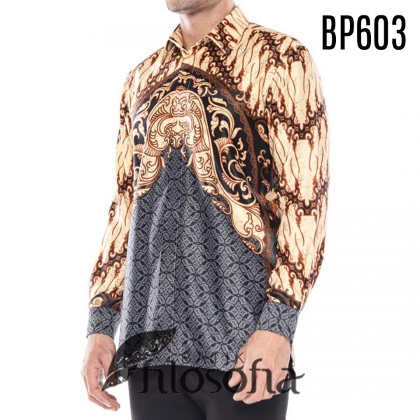 Gambar Baju Batik Lelaki Indonesia