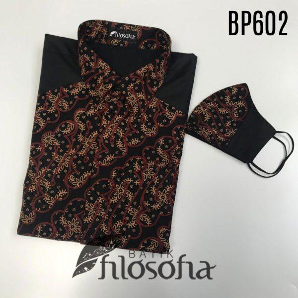 Pictures Kemeja Batik Kombinasi