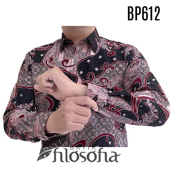 Gambar Baju Batik Katun Pria
