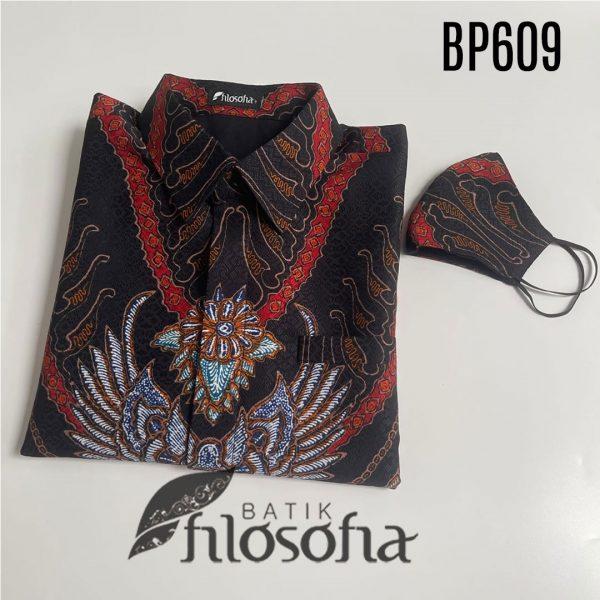 Images Batik Keren Lengan Panjang