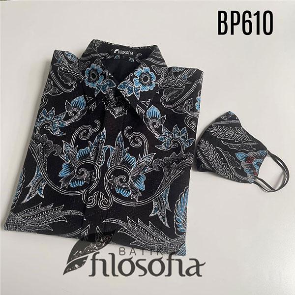 Images Kemeja Batik Hitam