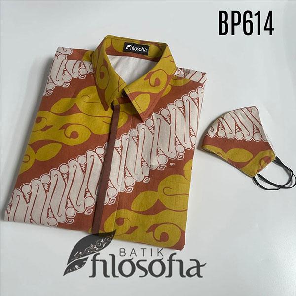 Images Baju Batik Kuning