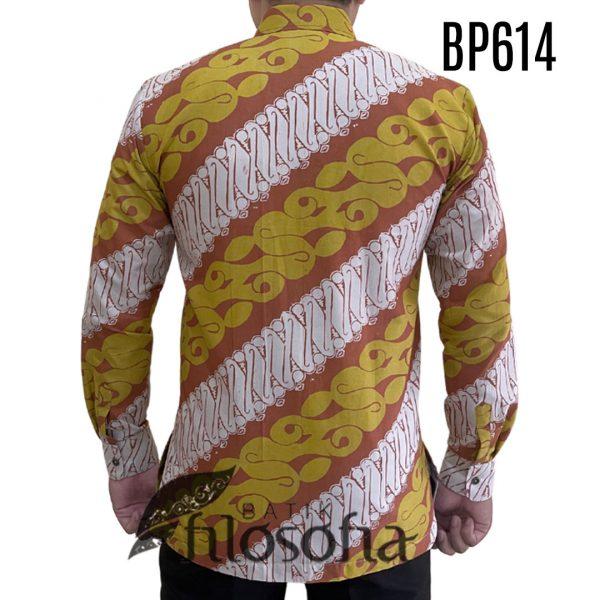 Picture Baju Batik Kuning