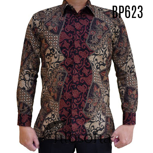 Baju Kemeja Pria Batik
