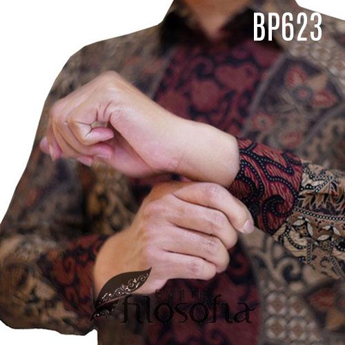 Gambar Baju Kemeja Pria Batik