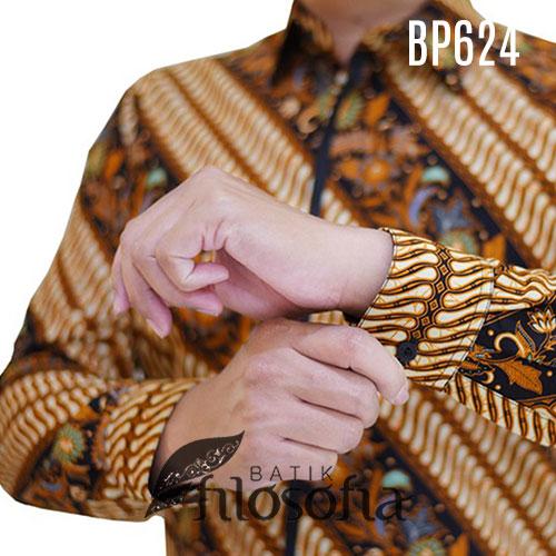 Gambar Kemeja Batik Pria Mewah