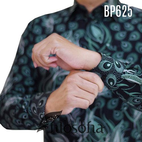 Gambar Kemeja Panjang Batik Pria