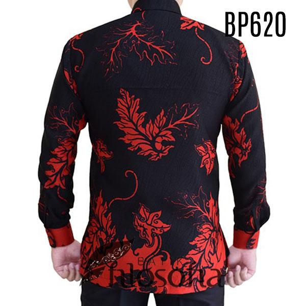 Images Baju Batik Hitam Pria