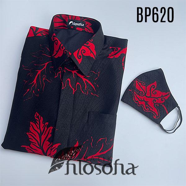 Pictures Baju Batik Hitam Pria